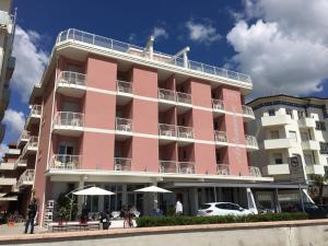 Hotel Antoniana, Szállodák  Caorle - big - 41