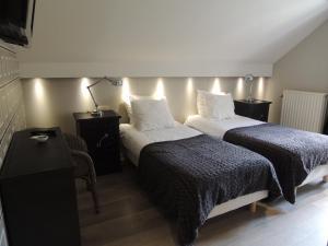 Hotel La Tonnellerie, Hotel  Spa - big - 28