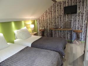 Hotel La Tonnellerie, Hotel  Spa - big - 23