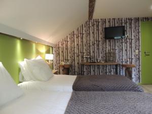 Hotel La Tonnellerie, Hotel  Spa - big - 22
