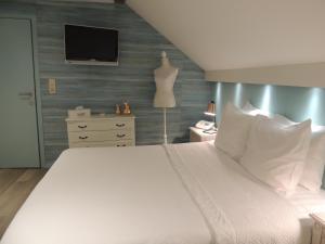 Hotel La Tonnellerie, Hotel  Spa - big - 20