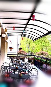 Hotel Lux, Hotely  Cesenatico - big - 71