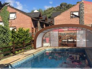 Loma Escondida Apart Cabañas & Spa, Turistaházak  Villa Gesell - big - 26