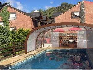 Loma Escondida Apart Cabañas & Spa, Lodges  Villa Gesell - big - 1