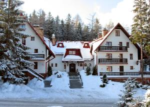 Hotel Corum, Hotels  Karpacz - big - 16