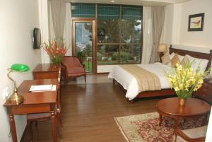 The Manu Maharani, Hotels  Nainital - big - 6