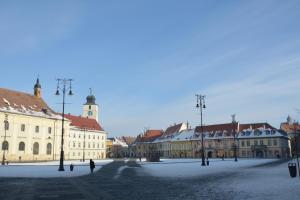City Spirit Sibiu, Apartmanok  Nagyszeben - big - 11