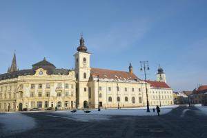 City Spirit Sibiu, Apartmanok  Nagyszeben - big - 31