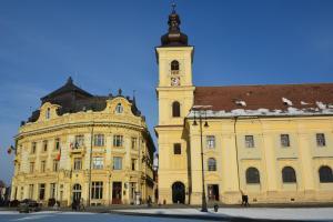 City Spirit Sibiu, Apartmanok  Nagyszeben - big - 29