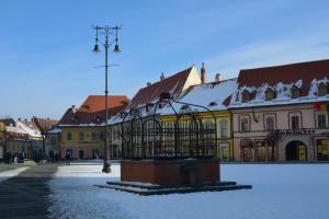 City Spirit Sibiu, Apartmanok  Nagyszeben - big - 12