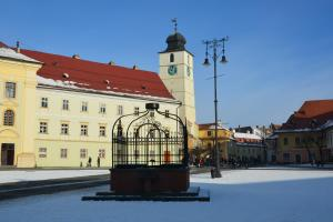 City Spirit Sibiu, Apartmanok  Nagyszeben - big - 30