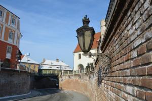 City Spirit Sibiu, Apartmanok  Nagyszeben - big - 32