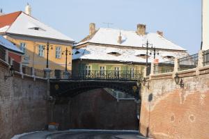 City Spirit Sibiu, Apartmanok  Nagyszeben - big - 13