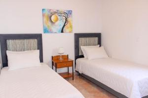 Villa Oceania, Aparthotels  Tourlos - big - 27
