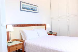 Villa Oceania, Aparthotels  Tourlos - big - 28