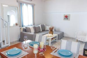 Villa Oceania, Aparthotels  Tourlos - big - 35