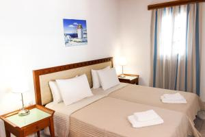 Villa Oceania, Aparthotels  Tourlos - big - 36