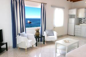 Villa Oceania, Aparthotels  Tourlos - big - 38