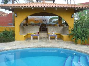 Villa Pelicano, Panziók  Las Tablas - big - 88