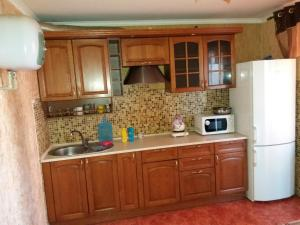 Apartment on Pobedy avenue, Apartmány  Nova Kakhovka - big - 37