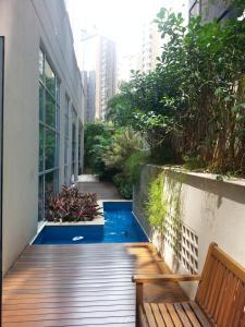 Villa Funchal Bay Apartaments, Apartmanok  São Paulo - big - 43