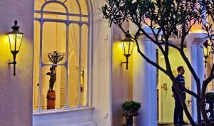 Hotel Quisisana, Отели  Капри - big - 76