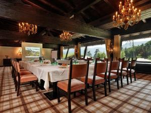 Kaysers Tirolresort – Wohlfühlhotel für Erwachsene, Hotels  Mieming - big - 23