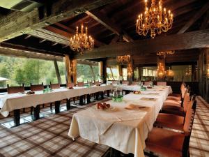 Kaysers Tirolresort – Wohlfühlhotel für Erwachsene, Hotels  Mieming - big - 29