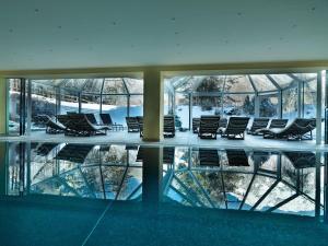 Kaysers Tirolresort – Wohlfühlhotel für Erwachsene, Hotels  Mieming - big - 21