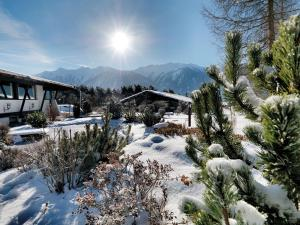Kaysers Tirolresort – Wohlfühlhotel für Erwachsene, Hotels  Mieming - big - 20