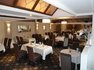 Park Hotel, Отели  Montrose - big - 49