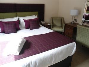 Park Hotel, Отели  Montrose - big - 12