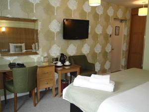 Park Hotel, Отели  Montrose - big - 5