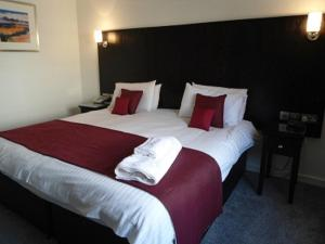 Park Hotel, Отели  Montrose - big - 4