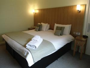 Park Hotel, Отели  Montrose - big - 34