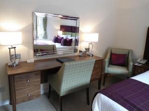 Park Hotel, Отели  Montrose - big - 30