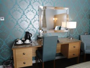 Park Hotel, Отели  Montrose - big - 24