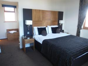 Park Hotel, Отели  Montrose - big - 17