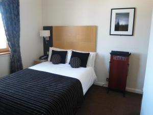 Park Hotel, Отели  Montrose - big - 51