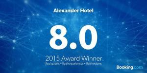 Alexander Hotel, Szállodák  Bethlehem - big - 23