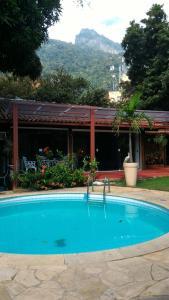 Pousada Solar do Redentor, Pensionen  Rio de Janeiro - big - 106