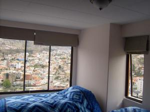A Place in the Sky, Apartmány  La Paz - big - 3
