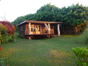 Cabaña Oreko, Prázdninové domy  Hanga Roa - big - 13