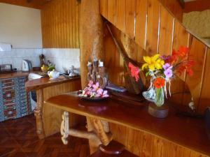 Cabaña Oreko, Prázdninové domy  Hanga Roa - big - 11