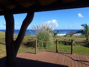 Cabaña Oreko, Prázdninové domy  Hanga Roa - big - 4