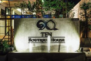 Ten Boutique House, Гостевые дома  Чиангмай - big - 59
