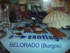 Albergue de Peregrinos A Santiago, Hostelek  Belorado - big - 26