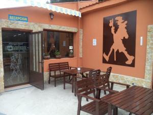 Albergue de Peregrinos A Santiago, Hostels  Belorado - big - 22