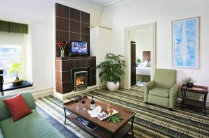 Premium Room with Fireplace