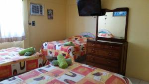 Hotel y Balneario Playa San Pablo, Hotels  Monte Gordo - big - 24